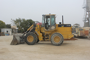 Loader: Equiptment for hire in South Australia