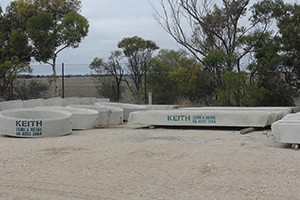 Products for sale - troughs - keith sand and metal