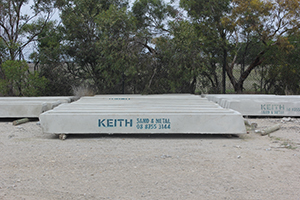 Cattle and Sheep Troughs | Products available Keith SA